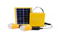 Solar LED Lighting System, IP Rating: 44, Battery: 7.2 AH