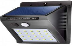Solar motion LED Wall Light