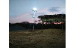 Solar Panel Street LED Light