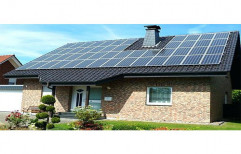 Solar Panel System, Capacity: 10Kw - 1Mw