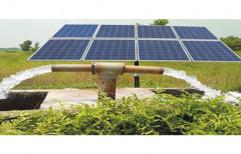 Solar Water Pump, Power: 1HP-25HP