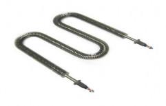 Stainless Steel Finned Tubular Heater