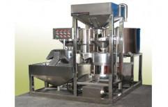 Stainless Steel Kabir Soya Milk Making Machine