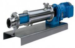 Stainless Steel Screw Pump, Model Name/Number: ARP105.2