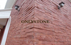 Stone natural Wall Cladding Stones Exterior, Thickness: 17-20 mm