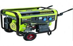 Super Turn Silent Petrol Generator,Power: 3 Kw