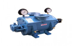Three Phase Single Stage Water Ring Vacuum Pump, 3 Hp To 90 Hp, Model: AV-1 TO AV-12