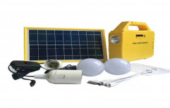 Universe electronics 9V Solar Home lighting System, 12V