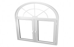 UPVC Arch Windows