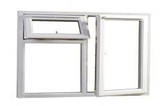 UPVC Combination Window, Size/Dimension: 6*3