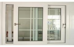 UPVC French Sliding Window