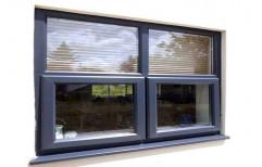 UPVC Kitchen Window, 5 Mm