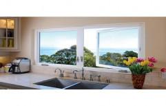 UPVC Kitchen Window, 6 Mm