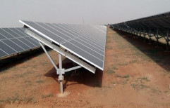 Ventura Galvanized Solar mounting Structures, 100 KW