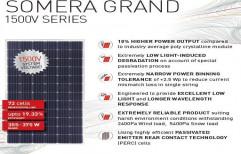Vikram Mono PERC Solar PV Panels