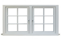 White Aluminium Aluminum Casement Window