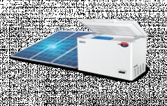 White Solar Driven Vaccine Refrigerator, Voltage: 12V