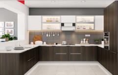 Wooden Modular Kitchen Designing Service