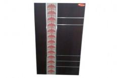 Wooden Rectangular Membrane Door