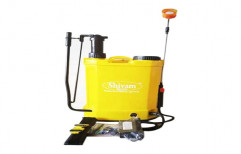 Yellow Agricultural Battery Sprayer 2 in 1 (8 AH)