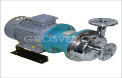 1 hp Three Phase Cast Iron Magnetic Drive Centrifugal Pumps