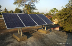 1 KW Rooftop Solar Power Plant (Off Grid)