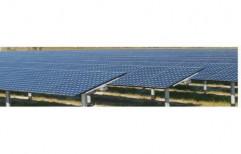 1 kW Solar Power Plant, Voltage: 230 V