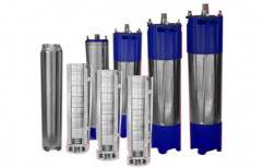10 Borewell Submersible Pump