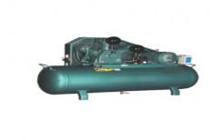 10 HP Medium Pressure Air Compressor, Air Tank Capacity: 220 L, Discharge Pressure: 10- 70 Bar