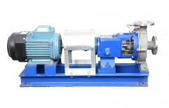 150 mtr 3 Phase Process Centrifugal Pump, Warranty: 1 One Year