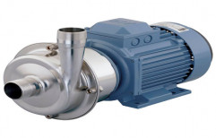 2 hp Stainless Steel Centrifugal Pump, Voltage: 220 V