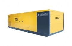 3 140 KVA Industrial Diesel Generator, For Power, 173 Bhp