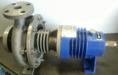 316 Stainless Steel Air-Cooled Edible Oil Pumps, Max Flow Rate: 10 m3/hr
