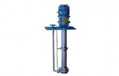 35 M Vertical Mud Pump, Motor: 20 Hp