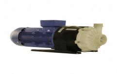 5-10 HP Single Phase Non Metallic Centrifugal Pump, Sewage