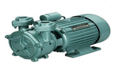 51 to 100 m Three Phase 1 HP Mini Monoblock Pump, Warranty: 2 Year, Electric