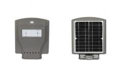6 Watt Solar LED Street Light