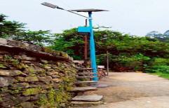 9 W Solar LED Street Light, IP Rating: 66