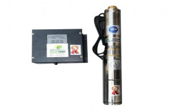 Aelcon DC Submersible Pump, 0.1 - 1 HP