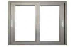 Aluminium Fixed Sliding Window