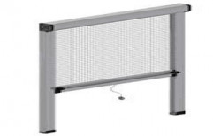 Aluminium Vertical Retractable Screens, Size: Max 1200x1500 Mm