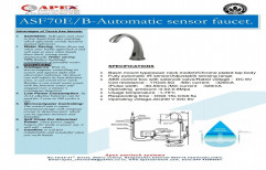 Apex Stainless Steel Automatic Sensor Tap