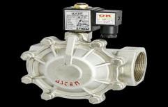Asten Electric Diaphragm Valve, Model Name/Number: SAC