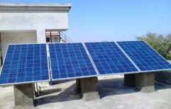 Avee Mono Crystalline Solar Power Panel, 12 V