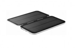 Black Solar Battery Charger