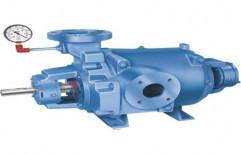 Cast Iron Single stage Oil Free Vacuum Pump, 2880 Rpm, 10 Hp