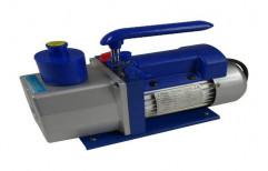 Cast Iron Three Phase Rotary Vane Vacuum Pump, 2800 Rpm, 5 Hp