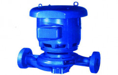 Cast Iron Vertical Inline Centrifugal Pump, Water Cooled