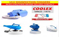 Coolex Electricity Fogging Sanitization Disinfectant Sprayer