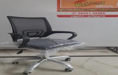 Cushion 1 Office Chair, Black